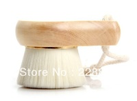 Zoreya with wooden handle handmade wash brush cleansing brush emperorship deep clean cleansing corneous