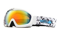 OUD125H  Brand New Ski Goggles UV-protection Anti-fog Ski Goggles Protective Glasses Skiing  Eyewear