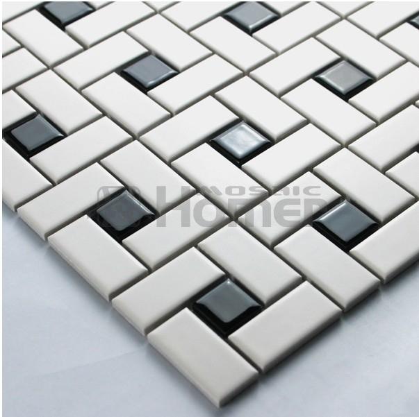 ... piastrelle bianche e nere da Grossisti pavimento di piastrelle bianche
