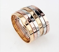 Franco China Wholesales Titanium Steel Finest Designer LOVE BRACELET ,FREE SHIPPING![200803]