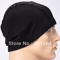 Cool and soft fashion style  nylon swimming caps