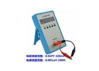 Freeshipping LC200A  Inductance Capacitance Multimeter Meter LC200A LC meter