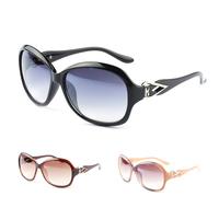 Top fashion women sunglasses  retro vintage eye glasses with good quality  Free shipping 8321