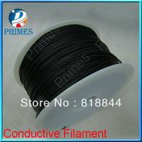 Conductive Black 1.75mm abs 3d printers print filament