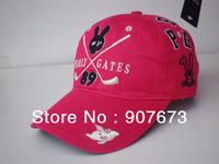 Free shipping  Men/Women's Sun Golf Baseball Cap dome Adjustable Casual Outdoor Hat PG1PD