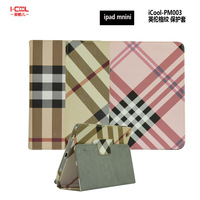 For apple pad   protective case mini fashion check protective case mini  for ipad   mount shell