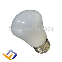 New product  High Bright 3W E27 LED bulb light 280LM 220V glass cover LED lighting Lamp White color ceramic