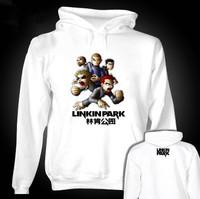 Sweatshirt linkin park band cartoon clothes men and women outerwear