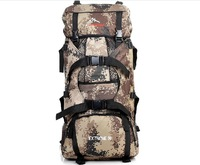 Outdoor casual  travel backpack large capacity hiking and mountaineering bag,free shipping