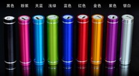 Power Bank 2600mAh External Battery Emergency Portable Charger for Phone 4/4S 5 iPad Samsung Galaxy S3 S4 MP3/4