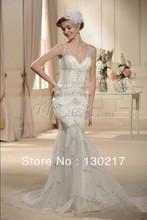 cheap trumpet mermaid wedding dresses