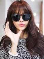 Brazil Fashion 2013 New Arrival Cat Eye Women Sunglasses Vintage Black Shades For Women Cool Sunglasses