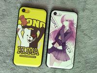 Super Dangan Ronpa 2 : Sayonara Zetsubou Gakuen Phone Case Cover Back For Iphone 5c 5s 5g 5