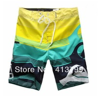 Free shipping new summer fashion Men Boards Shorts quick dry Surf Shorts