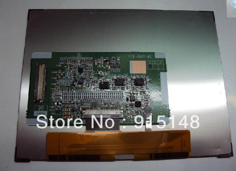 Original Casio 5.7: inch COM57H5M25KLC lcd screen display panel for car DVD Navigation Monitor free shipping(China (Mainland))