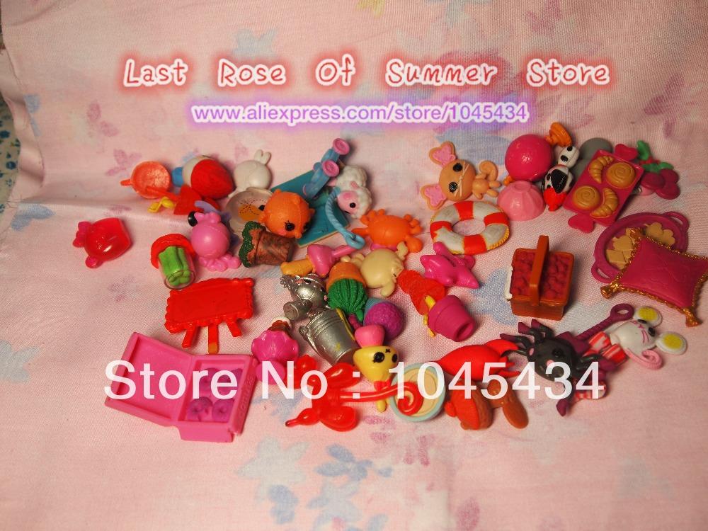 20 лот частей кукол lalaloopsy оригинальные