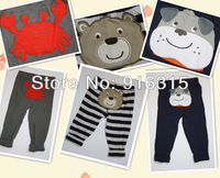 1 piece Fashion Baby Boy Girl Pant Carter's Love Pants Trousers Easy Pull-on Pants Infant Panties 3M-24M