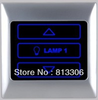 free shipping touch panel dimmer switch Incandescence lamp 200W Remote control LED backlight dimmer
