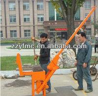 qmr2-40 manual brick making machine