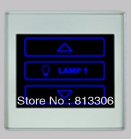 free shipping LS-T2300D1 Incandescence lamp 200W 1 gang dimmer panel  Remote control switch