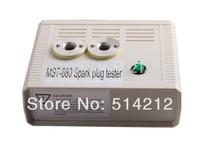 DHL Free Shipping Spark plug tester MST880 12V linear reulator spark plug tester, wire spark plug cleaner tester MST-880