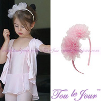 Tou le jour child accessories lighten-end hair bands elegant package headband,Free delivery