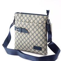 2013 man bag messenger bag small bag close-fitting luxury commercial messenger bag