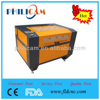 Leather shoes engraving co2 laser machine in stock