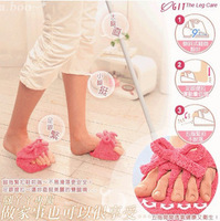 Home shoes slimming slippers toe shoes weight loss legs 140g $1.38/pc