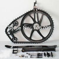 Hallomotor | K-Trak | Snowbike | Snowmobile | Gear Rear Drive Ski | Snow Bike Conversion Kits | Ktrack Complete Drive Kits