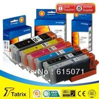 12PK PGI-250 CLI-251 Ink Cartridg for Canon PIXMA MG5420 MG6320 MG6320 White Printer.