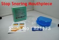 Anti Snore Apnea Cure No Snore Sleeping Aid Stop Snoring Mouthpiece Night Tray
