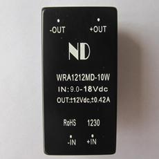 Инверторы и Преобразователи Nengda & OEM dc dc 12 12v dcdc WRA1212MD-10W