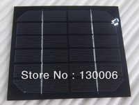1W/5.5 V solar glue board, of small solar charger, for 3.7 V battery charger