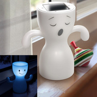 LED Night Light Solar Desk Lamp Globoy Indoor Light Cute and Fashion Gift for Kid