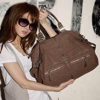 2013 women's handbag bag canvas bag handbag shoulder bag casual women's bags