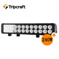 20.3INCH 240W LED LIGHT BAR/OFFROAD LED LIGHT BAR FOR OFFROAD ATV 4x4 TRUCK BOAT TRACTOR MARINE