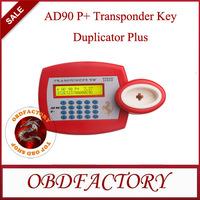 New 2014 AD90 P+ AD90P+Transponder Key Duplicator Plus Tools Electric obd2 Auto Diagnostic Tool