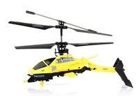 F07236 3.5 Channel Infrared Remote Control Helicopter RTF D01 DIY Tail Deformation Shatterproof Children's Toys