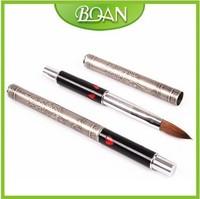 Acrylic Nail Art Oval Kolinsky Acrylic Nail Brush Best Acrylic Nail Brush #8 Free shipping