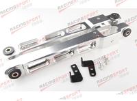 SILVER Rear Aluminium Racing Lower Arm Control for Mitsubishi EVO 1 2 3 4G63