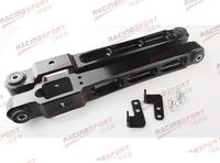 BLACK Rear Aluminium Racing Lower Arm Control for Mitsubishi EVO 1 2 3 4G63
