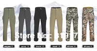 High Quality TAD V4.0 Shark Skin Soft Shell Long Pants Outdoor Hunting Hiking Camping Trousers Waterproof freeshipping