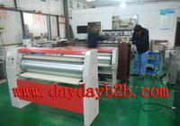 fabric rotary printing machine/roll heat press