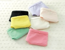 2014 new arrival women's cotton briefs underwear panties size S L free shipping(China (Mainland))