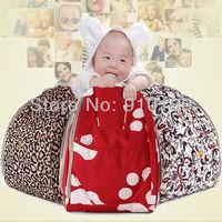 Multifunctional shoulder backpack mummy bag waterproof baby diaper bag nappy babies care bag