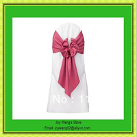 Hot Sale Satin Wedding Sashes Bow Party Bridal Decorating /Sash For Wedding/Joy Wang's Store/Chair Cover Sash