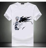 Free Shipping Toaru Kagaku no rail gun Shirt Tops Tees Anime Fan 3 Sizes Toaru White Shirt Kagaku Tees