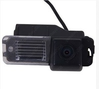Factory wholesale 14 Skoda Yeti wild emperor split car reversing camera HD waterproof and shockproof