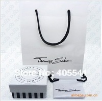 Full set of packaging gift box does jewelry packaging bags A three-piece